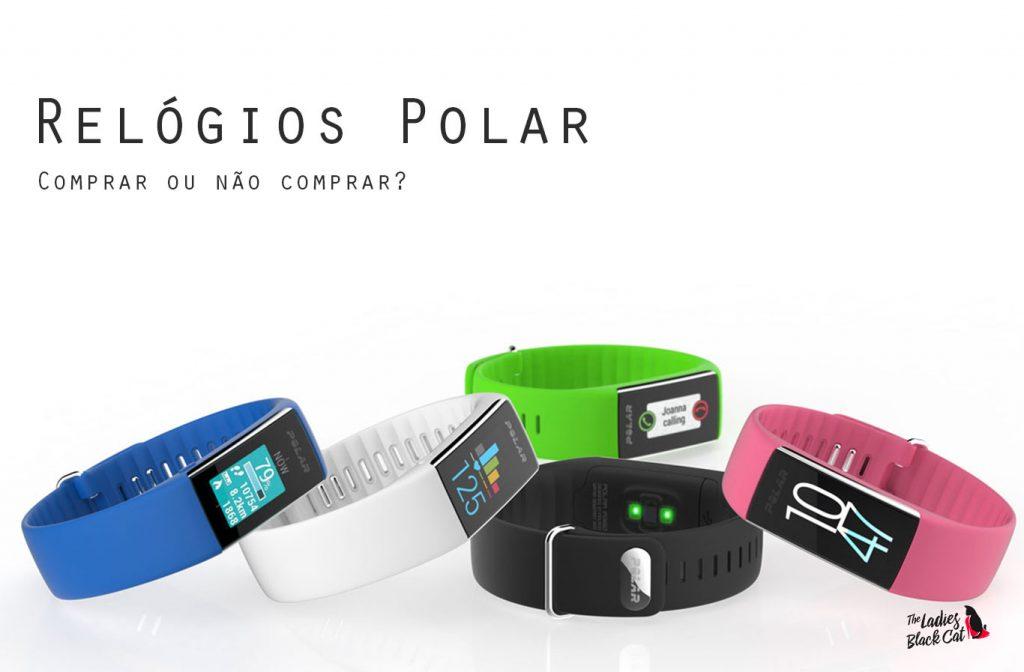 relógios polar